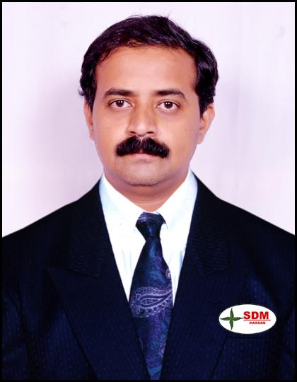 Dr. Chetan M