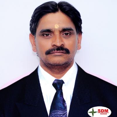 Prof. M N Pandu Ranga
