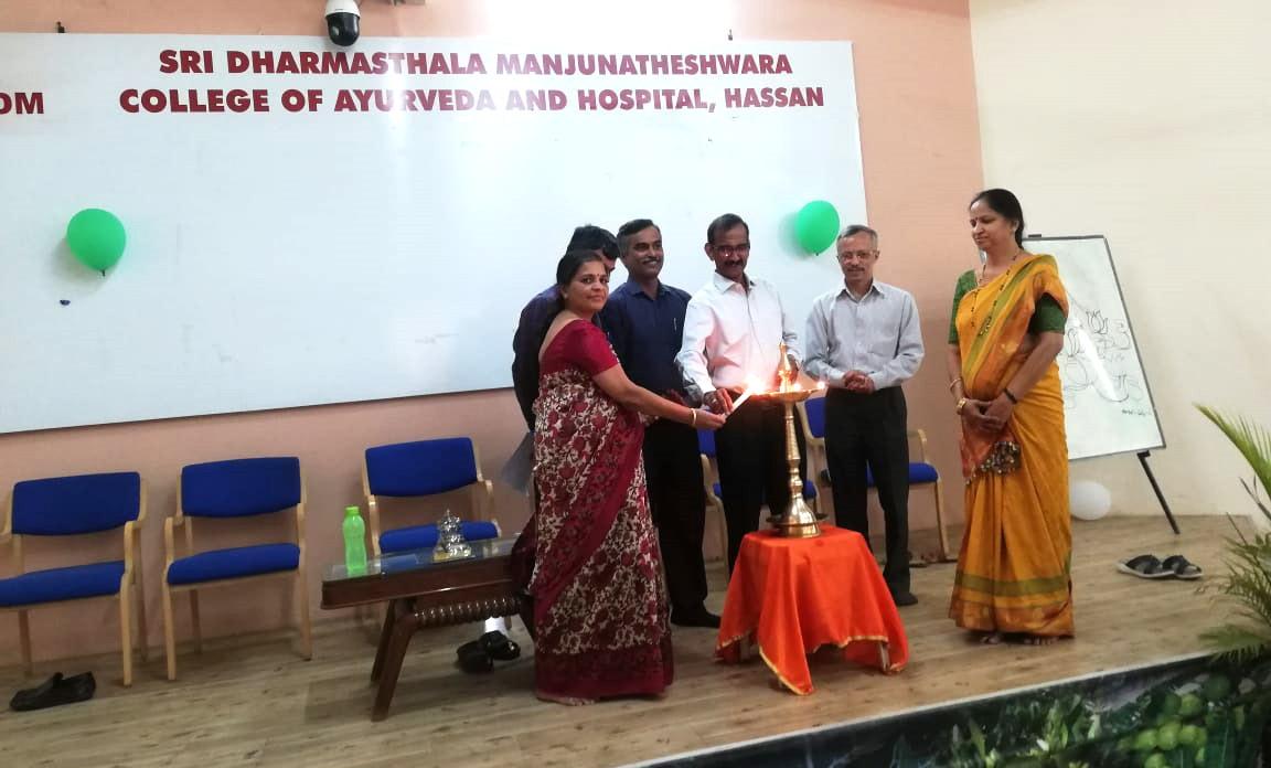 Inauguration of Workshop on Innovative program